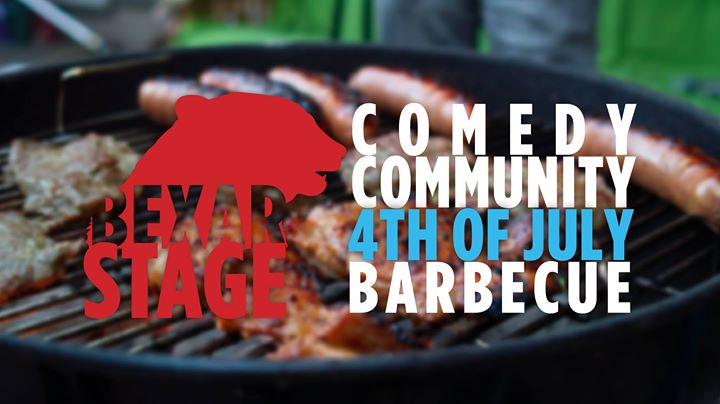 Comedy Community 4th of July Barbecue