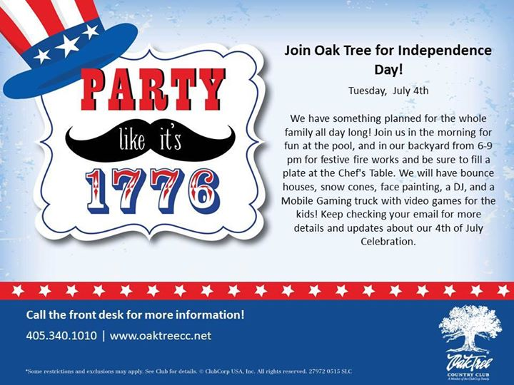 4th of July Bash!