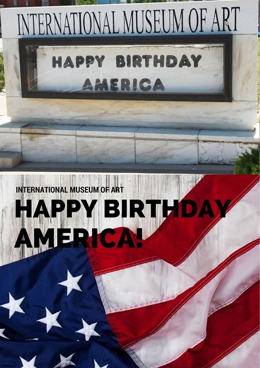 """""""Happy Birthday, America!"""""""