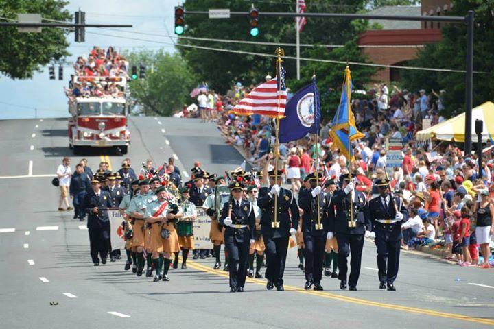 City of Fairfax July 4th Parade