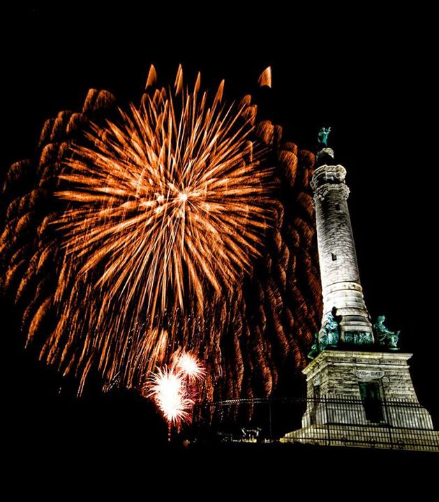 City of New Haven Fireworks