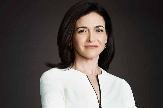 Sheryl Sandberg - Option B