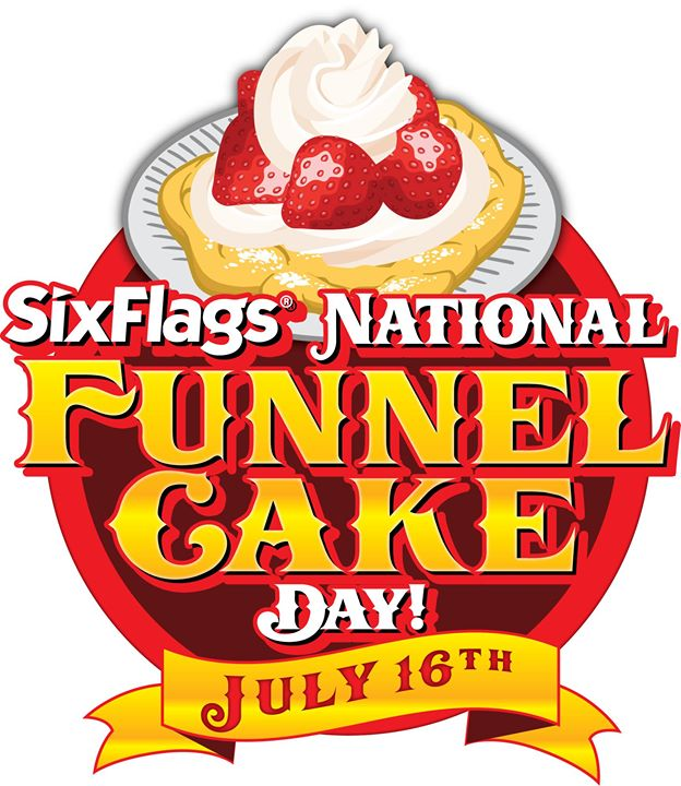 National Funnel Cake Day!