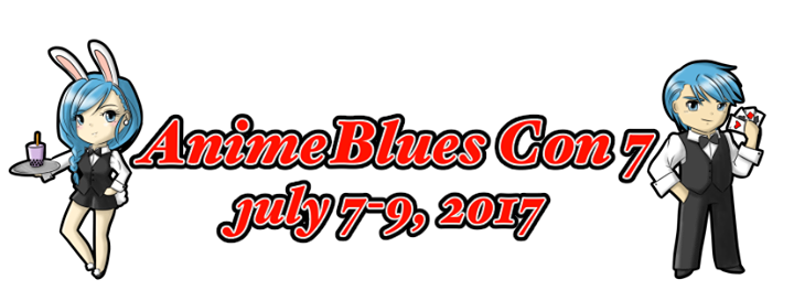 Anime Blues Con 7, Memphis TN - Jul 7, 2017 - 9:00 AM