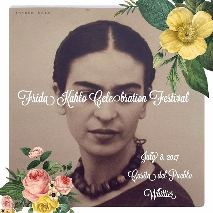 Dedication Art Show and Festival in Honor of Frida Kahlo