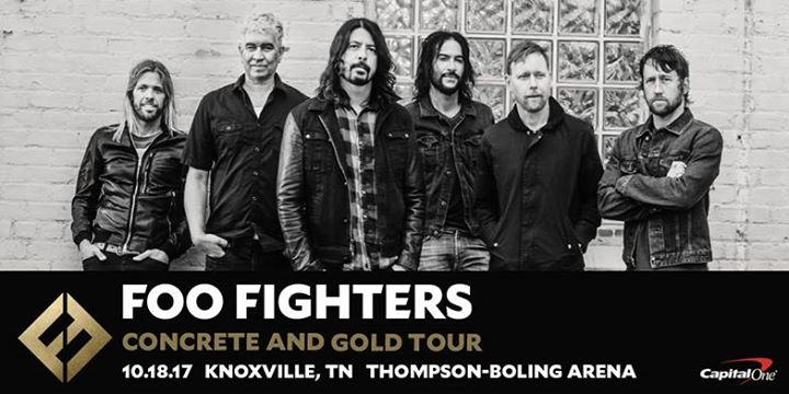 Foo Fighters: Concrete & Gold USA Tour
