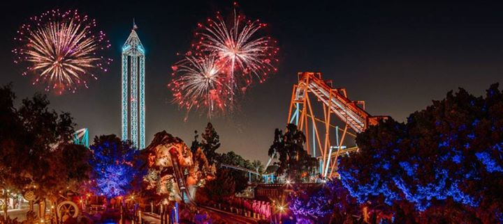 Fourth of July Fireworks Shows at Knott's Berry Farm