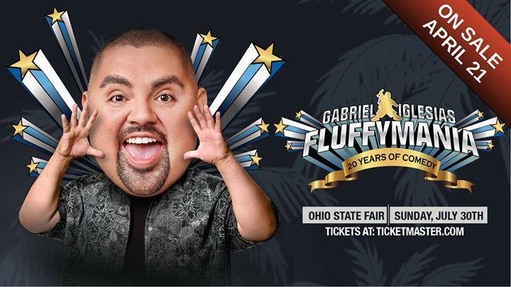 Gabriel Iglesias FluffyMania: 20 Years of Comedy Tour