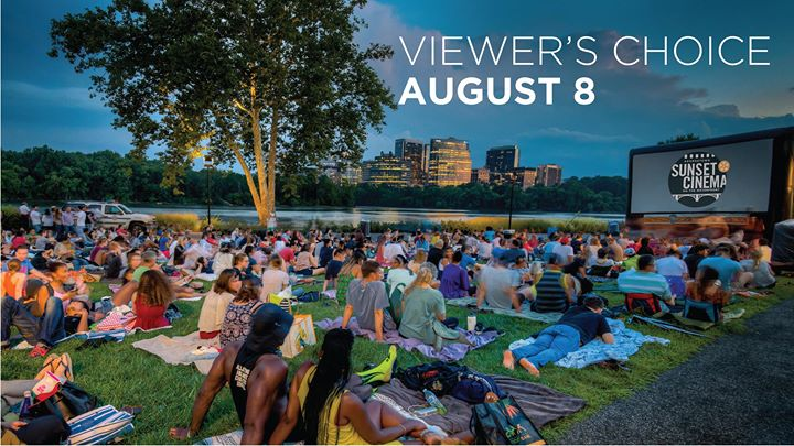 Georgetown Sunset Cinema August 8: Viewer's Choice