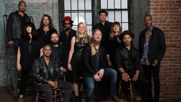 Tedeschi Trucks Band � Wheels of Soul 2017 Summer Tour