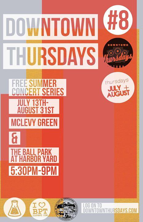 Downtown Thursdays Presents Latin Night w/FSU & Son 7