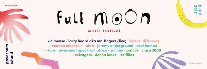 Full Moon Fest 2017