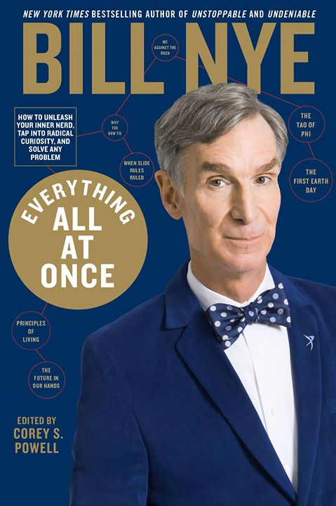 Bill Nye the Science Guy at The UC Theatre