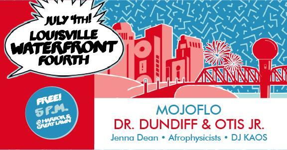 Louisville Waterfront Fourth!
