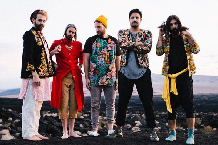 Young the Giant: Home of the Strange Tour presented by 91.9 WFPK