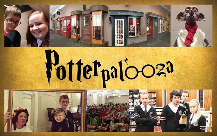 PotterPalooza at the LFPL