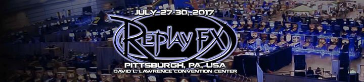 ReplayFX Arcade & Gaming Festival 2017