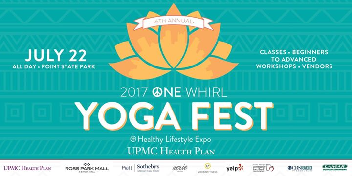 2017 One WHIRL Yoga Fest + Healthy Lifestyle Expo