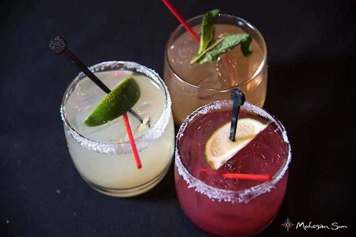Sun Tequila Tasting