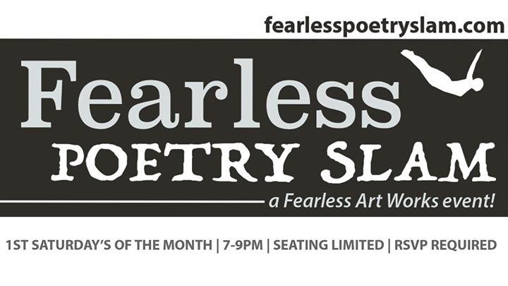 Fearless Poetry Slam