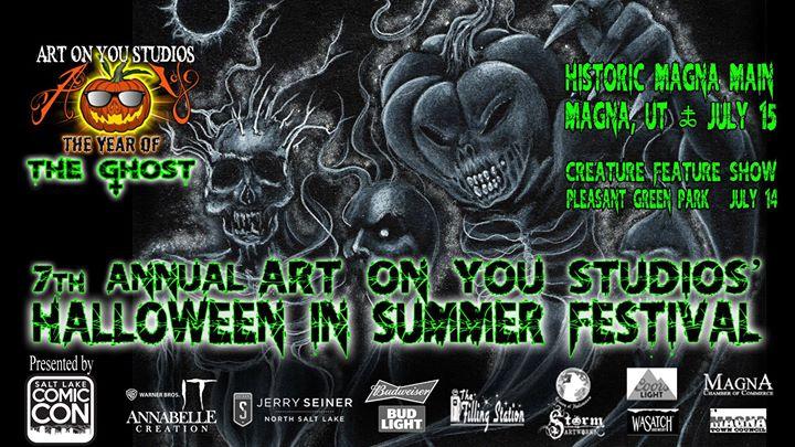 7th Annual Halloween in Summer Festival