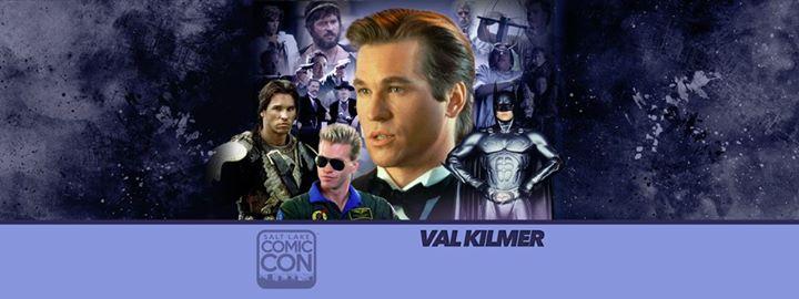 Meet Val Kilmer at Salt Lake Comic Con 2017