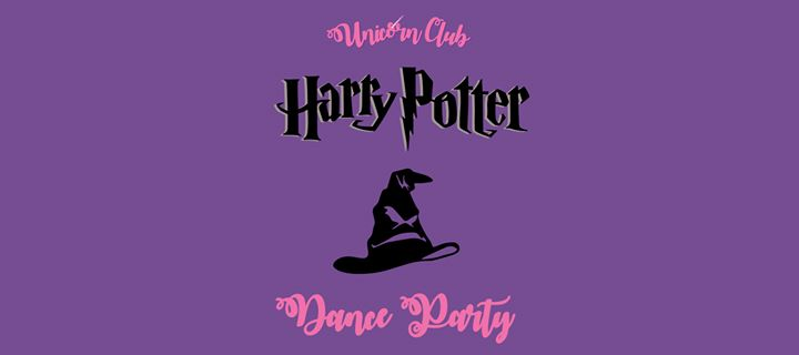 Harry Potter Dance Party at the Unicorn Club