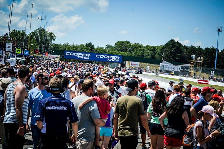 The Honda Indy 200 at Mid-Ohio