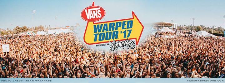 Vans Warped Tour '17 : Milwaukee, WI