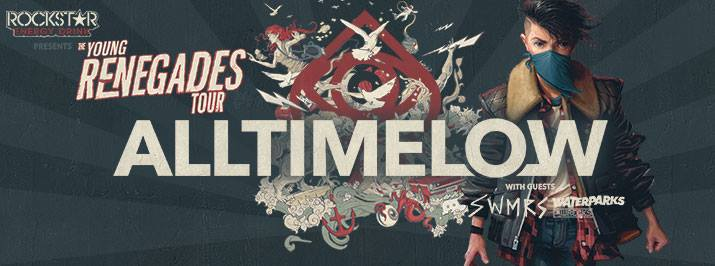 All Time Low at The Rave
