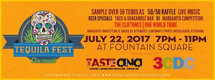 Tequila Fest Cincinnati 2017
