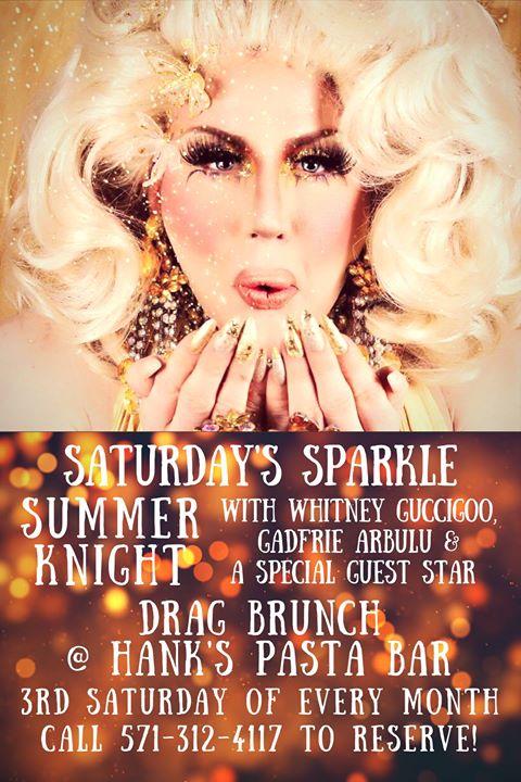 Sparkle Saturdays Drag Brunch