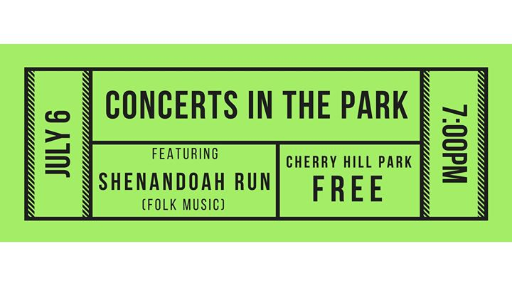 Concerts in the Park - Shenandoah Run