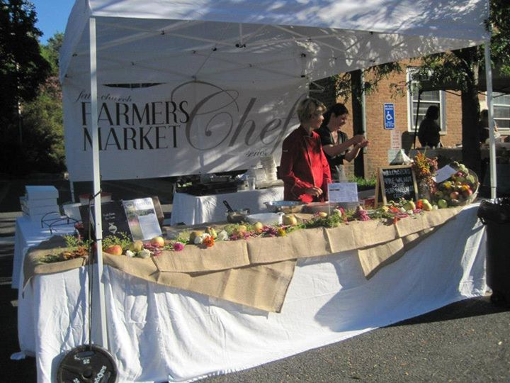 Farmers Market Chef Program