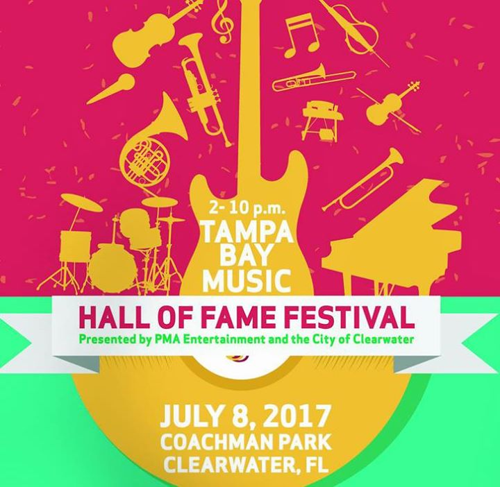 Tampa Bay Music Hall of Fame Festival