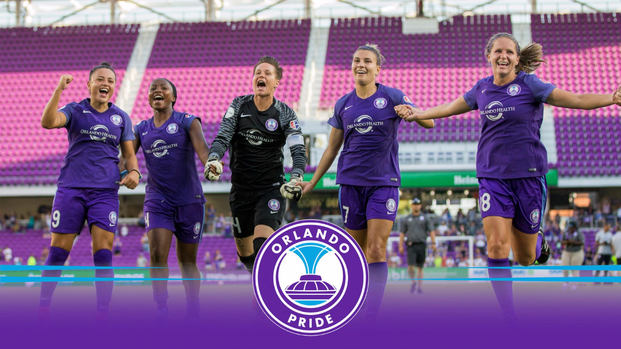 Orlando Pride vs. Seattle Reign FC