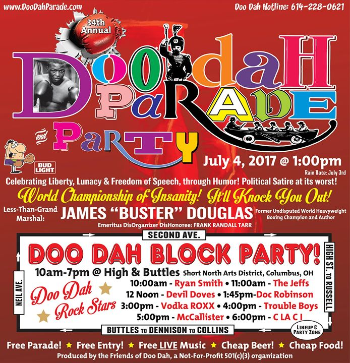 34th Annual Doo Dah Parade + Party!