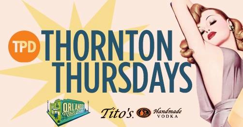 Thornton Thursdays | Thornton Park District