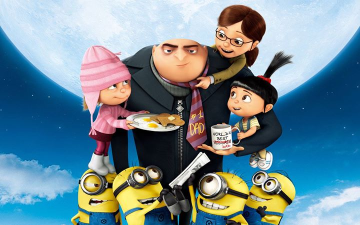 Family Movie Night: Despicable Me