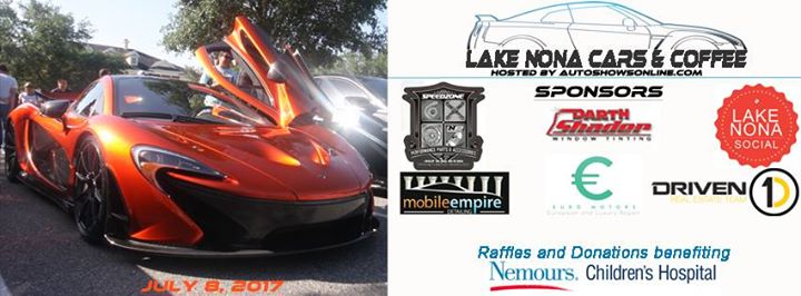 July Lake Nona Cars & Coffee