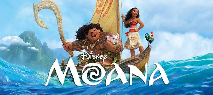 Family Movie Night: Moana