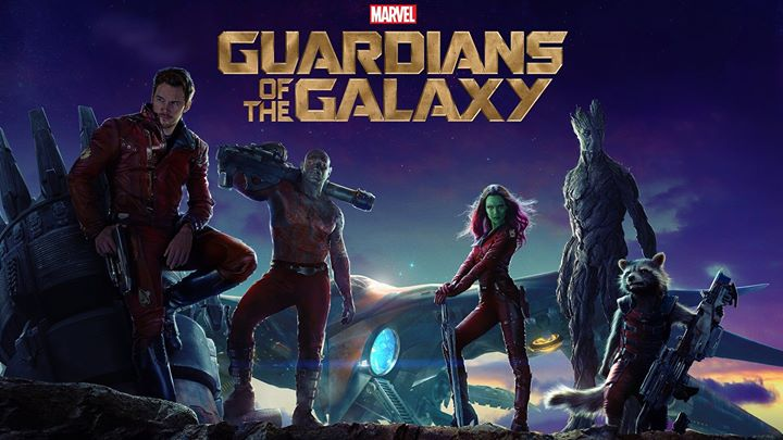 Family Movie Night: Guardians of the Galaxy