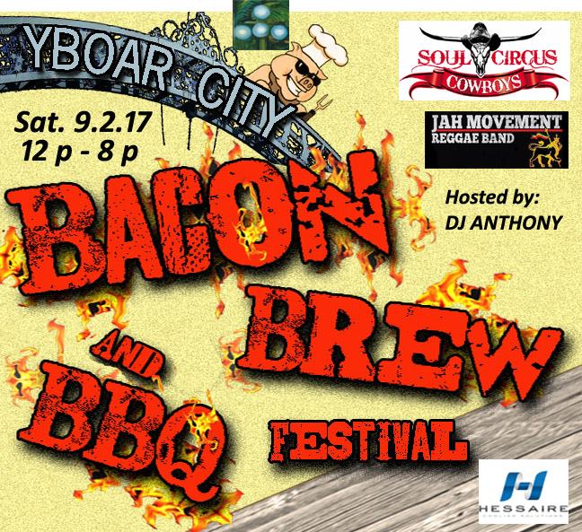 Yboar City Bacon Brew and BBQ Festival