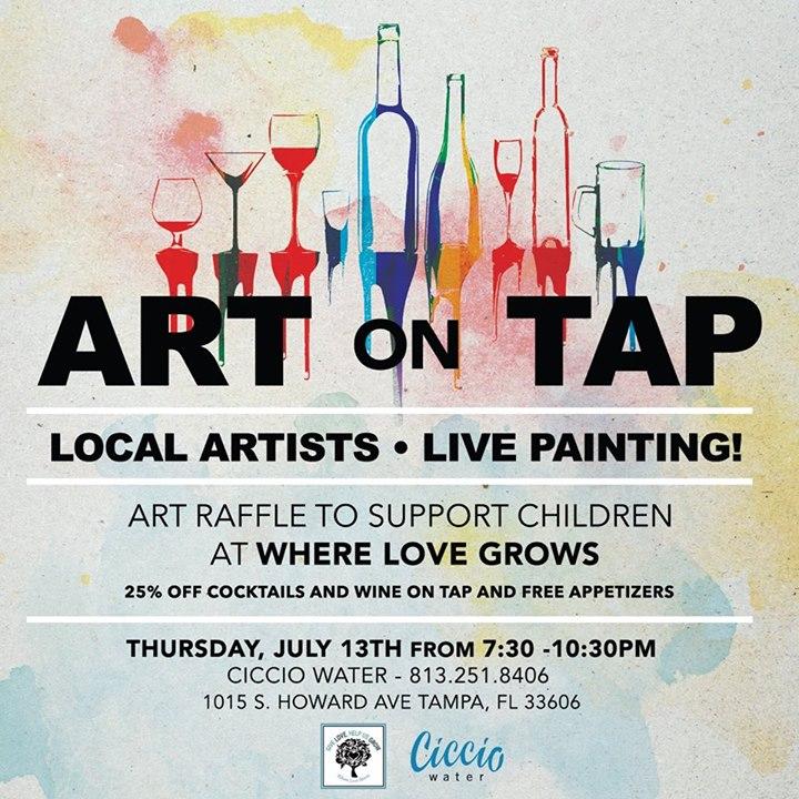 ART on TAP!