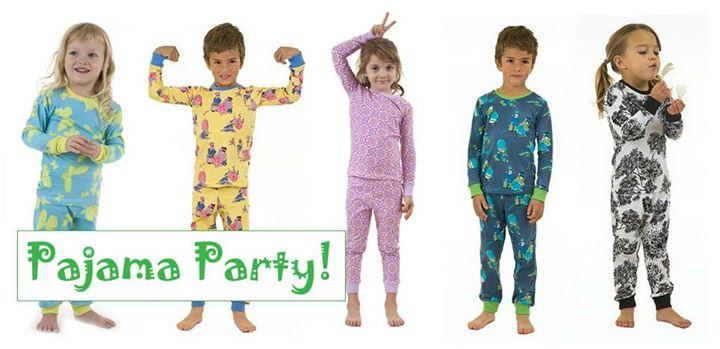 Pajama Party Toddler Time