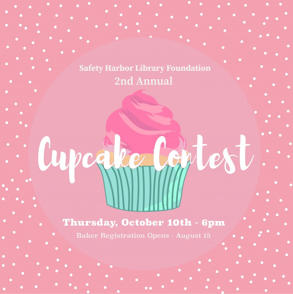2nd Annual Safety Harbor Cupcake Contest