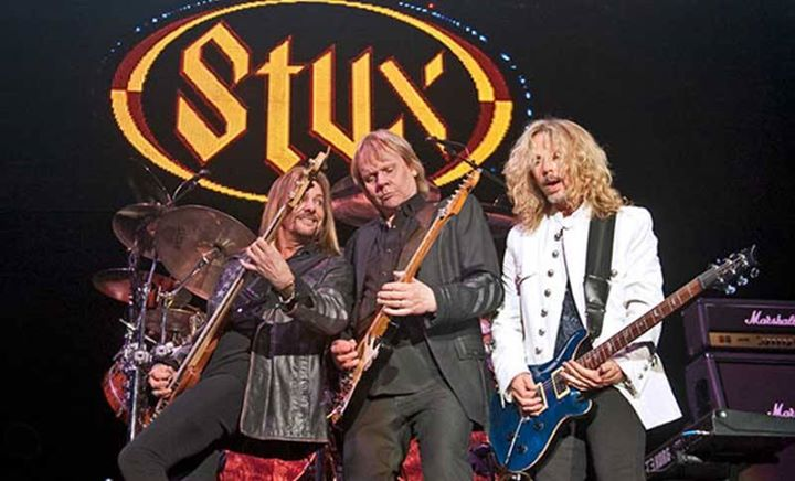 Styx in Tampa for $299 per couple.