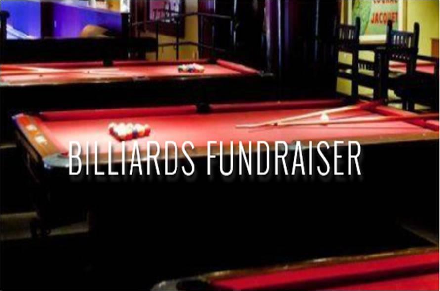 Catholic/Christian Professionals Billiards Fundraiser