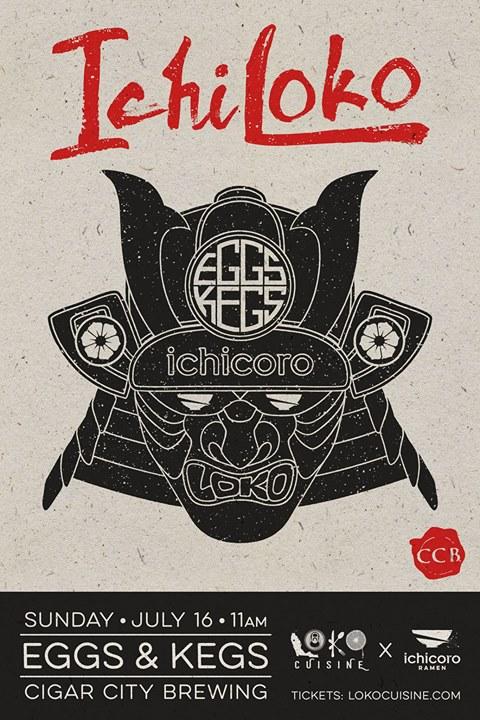 Eggs & Kegs #50: Ichiloko