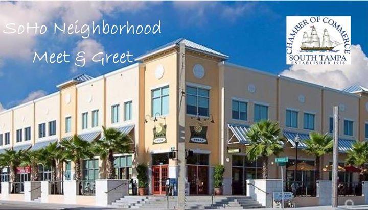 SoHo Neighborhood Meet & Greet